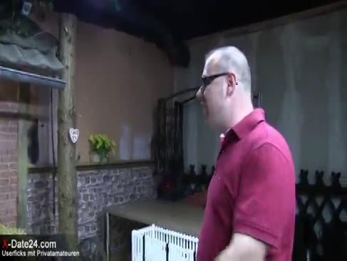 Bauer michel hut echtes usertreffen mit 2 privatamateuren