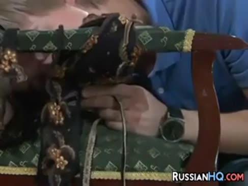 Russische nymphen wollen jugendlich hart