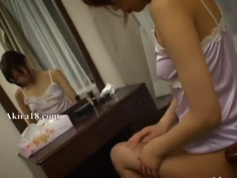 Schuldlose 18yo koreanische gal taunting