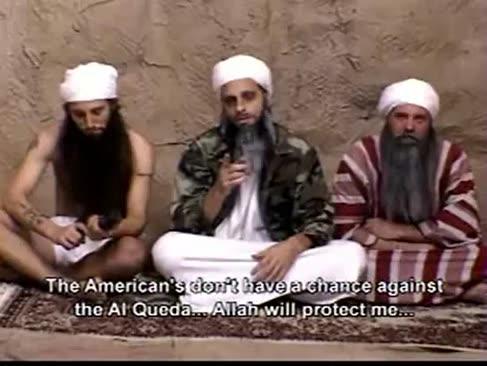 Osama bin gelegt