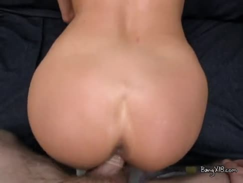 Doggie-style penetrating for the delighted asian gusto fuck-hole