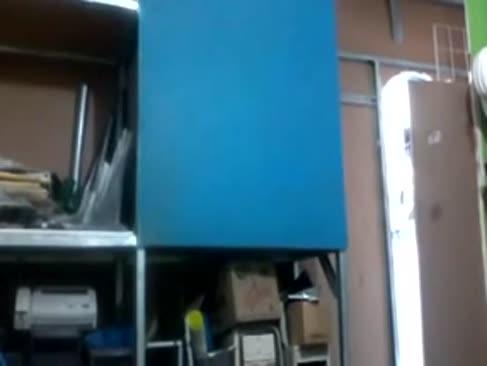 Bangladeshi internal blase und neunundsechzig im büro mit chef