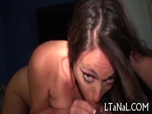 Gutes fickfest in feuchter vulva