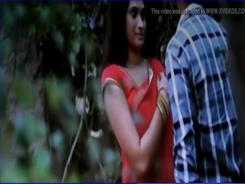 Desi college chick verführung jugendlich stud im park saree unclothe mit telugu audio