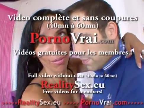 Französisch reifen 1ere fois baise avec inconnu